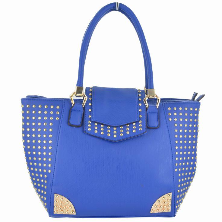 Oasis Handbag 'Donna' Dual-Compartment Satchel Bag
