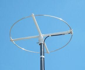Homemade tv antenna tvs survival skills and ham radio - Antena exterior tv ...