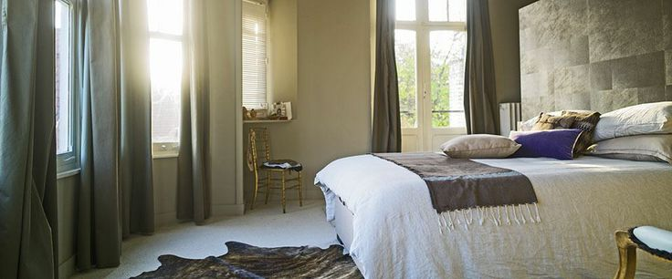 Superbe chambre avec Bow-Window