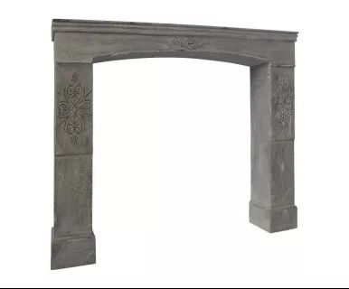 "Krbová římsa ""Xenon"", 19 x 113 x 101 cm"