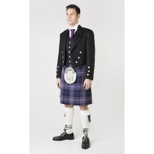 Modern Prince Charlie Kilt Hire | MacGregor & MacDuff