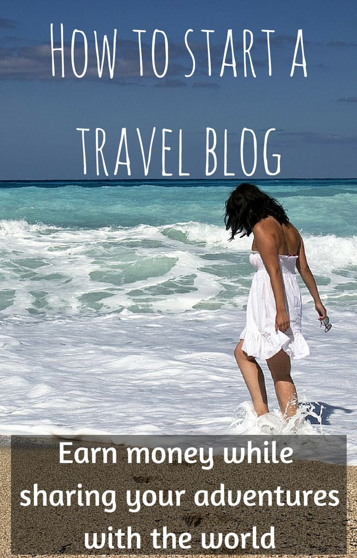 Want to share your adventures with the world? And maybe even earn an income at some point? Our quick, easy and cheap guide to how to start a travel blog