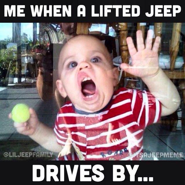 Heh. Yep. Its always love at 1st sight. #Jeep