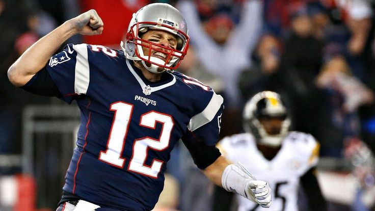 Tom Brady-led attack explodes at right time with high-flying Falcons ahead