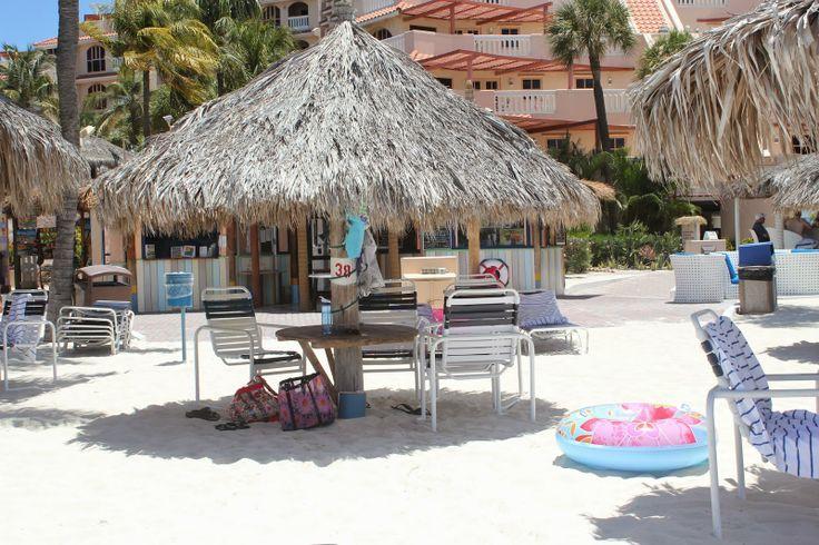 Chickie 38 at Playa Linda, Aruba