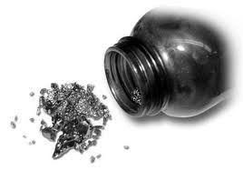 el yodo(I) es un no metal que es usado para tratamientos de a tiroides