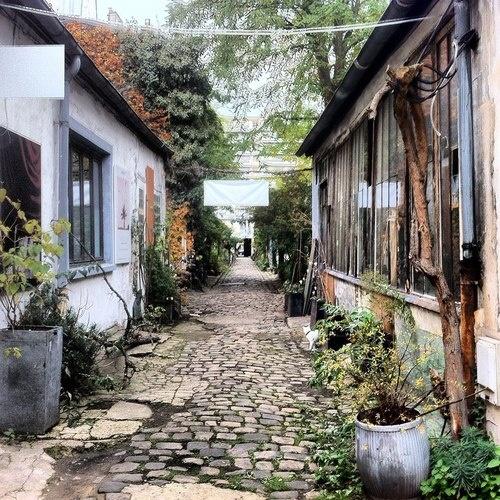 Oberkampf - Cité Durmar.