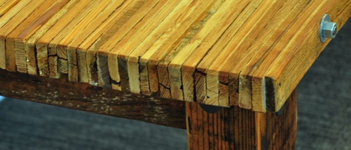 Furniture Made From Lath No One Salvages Lath Recycle