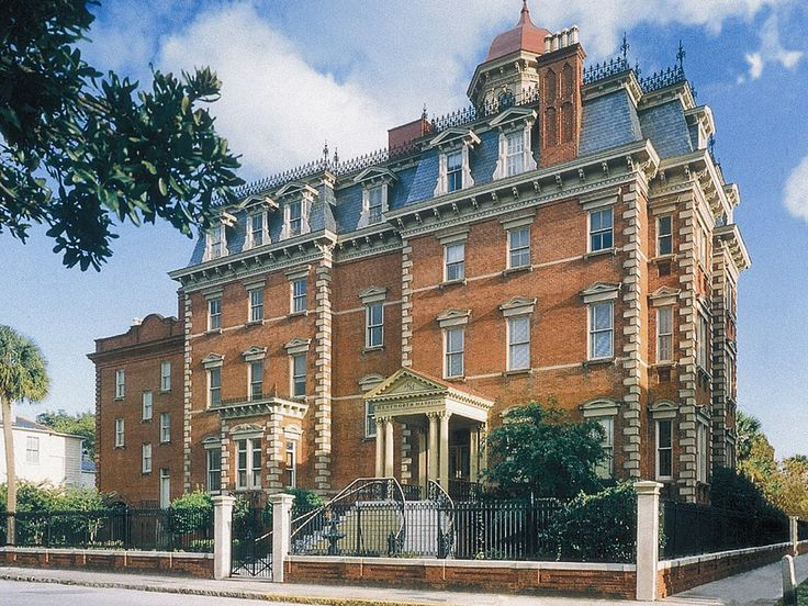 Wentworth Mansion In Downtown Charleston Said To Be Haunted Doin The Sc Pinterest