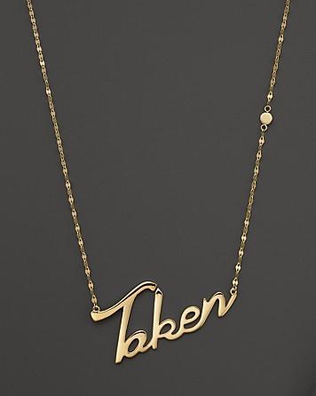 "Lana Jewelry Taken Necklace, 18"" | Bloomingdale's"