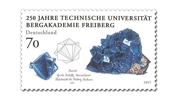 COLLECTORZPEDIA 250 Years of Freiberg University of Mining and Technology