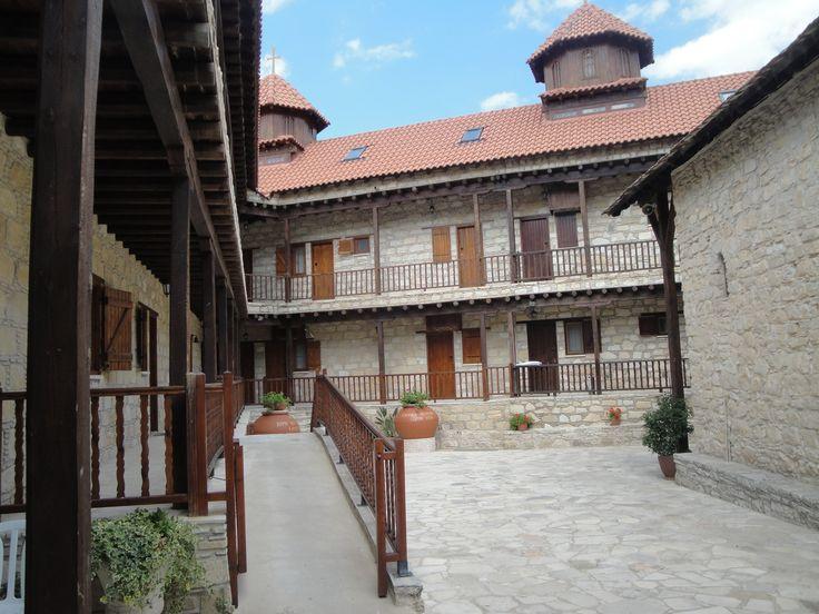 Μοναστήρι Παναγίας Αμασγούς - Μονάγρι -Λεμεσός