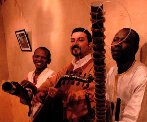 3MA with their joyous African tracks Mainte and Kouroukanfouga