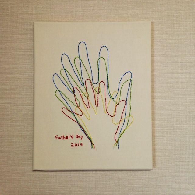 家族の手形を温かみのあるインテリアに!すてきなアイデア7選