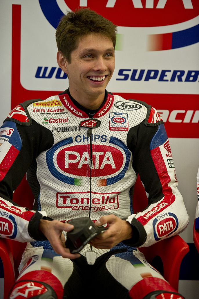 The Pata Honda team has announced that its rider line-up for the 2014 World Supersport championship season will remain unchanged with Michael van der Mark and Lorenzo Zanetti aiming for the title once more. - See more at: http://superbike-news.co.uk/wordpress/index.php/Motorcycle-News/pata-honda-world-supersport-team-announces-2014-line#sthash.n4mib0fG.dpuf