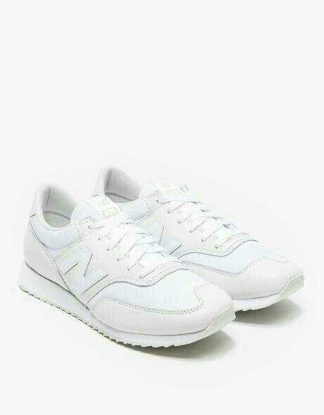 Zapatillas, Calzado, Escuela, Ponerse, Blanco, Quiero, New Balance Blancos,  Zapatos New Balance, Tenis Blancos