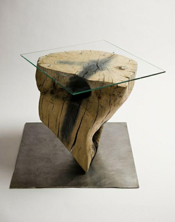 ber ideen zu baumstamm tisch auf pinterest zur ckgeforderte couchtische couchtisch. Black Bedroom Furniture Sets. Home Design Ideas