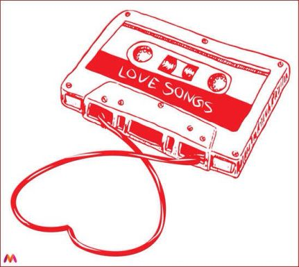 Preparing a Valentine's Day playlist of love songs is important for the romantic mood