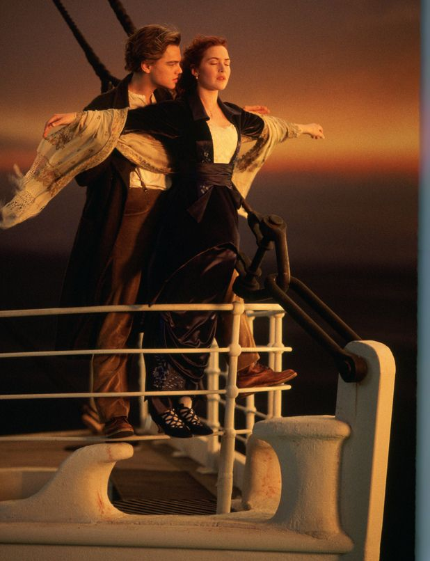 Titanic film with characters jack and rose i want to do - Jack and rose pics ...