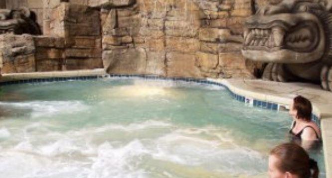 Jaguar Hot Tub Mt Olympus Wisconsin Dells Hot Tub Wisconsin Dells Outdoor