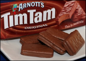 Tim Tams and other Wednesday musings