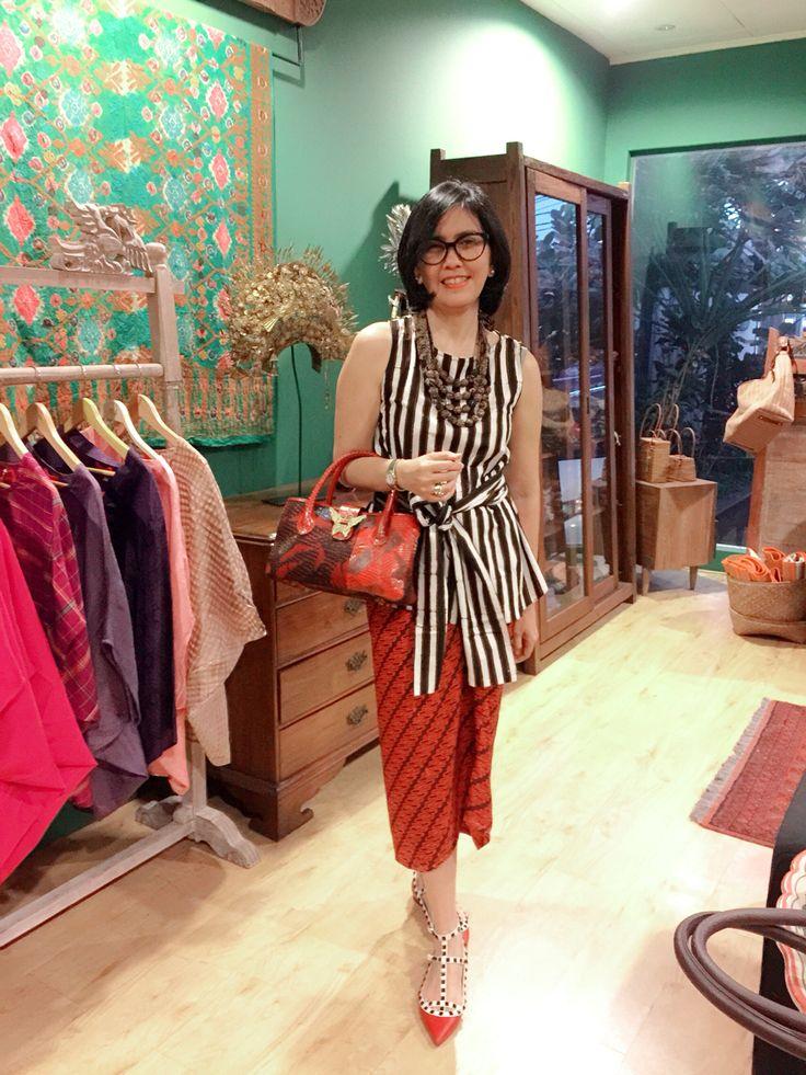 Batik incorporated