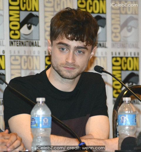 Daniel Radcliffe Comic-Con International: San Diego 2014 - 'Horns' - Discussion Panel http://www.icelebz.com/events/comic-con_international_san_diego_2014_-_horns_-_discussion_panel/photo1.html