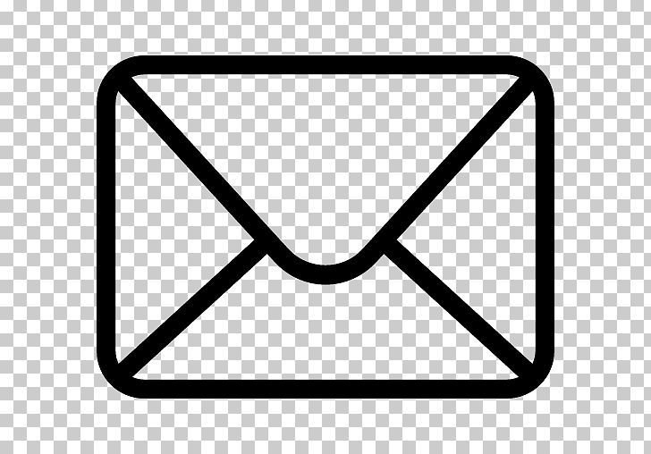 Envelope Mail Icon Png Angle Area Black Black And White Computer Icons Mail Icon Facebook Icon Png Computer Icon