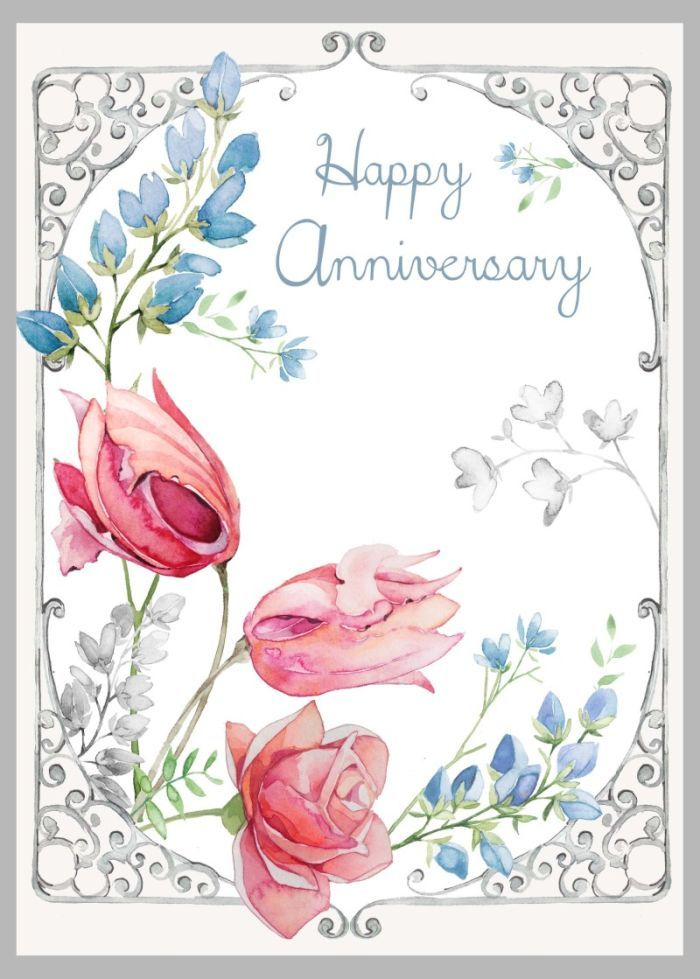 83 best decoupage-wedding,anniversary images on Pinterest Cards - print anniversary card