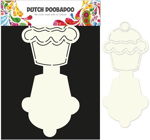 470.713.503 Dutch Card Art Cupcake