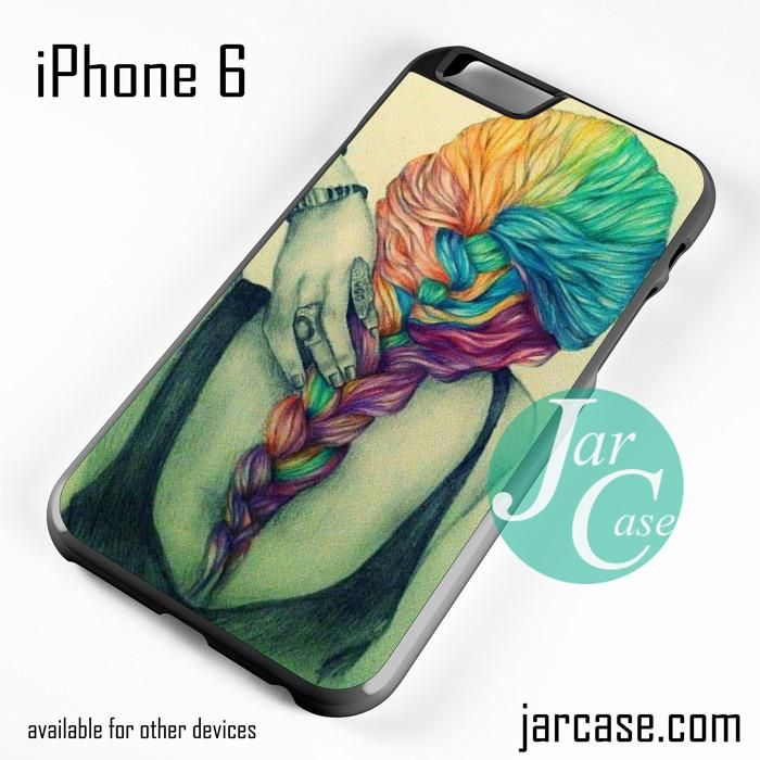Babe Art Phone case for iPhone 6 and other iPhone devices