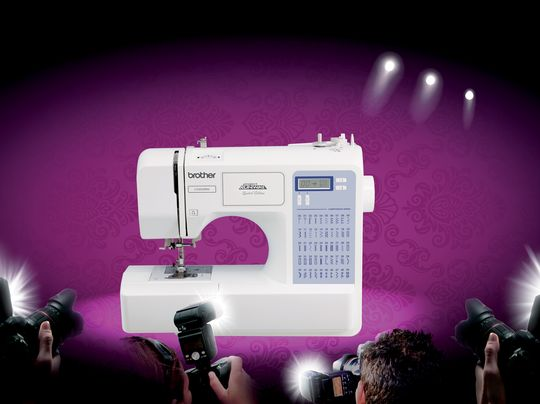 Brother CS40PRW Sewing Machine Products Cool Brother International Sewing Machine Cs5055prw