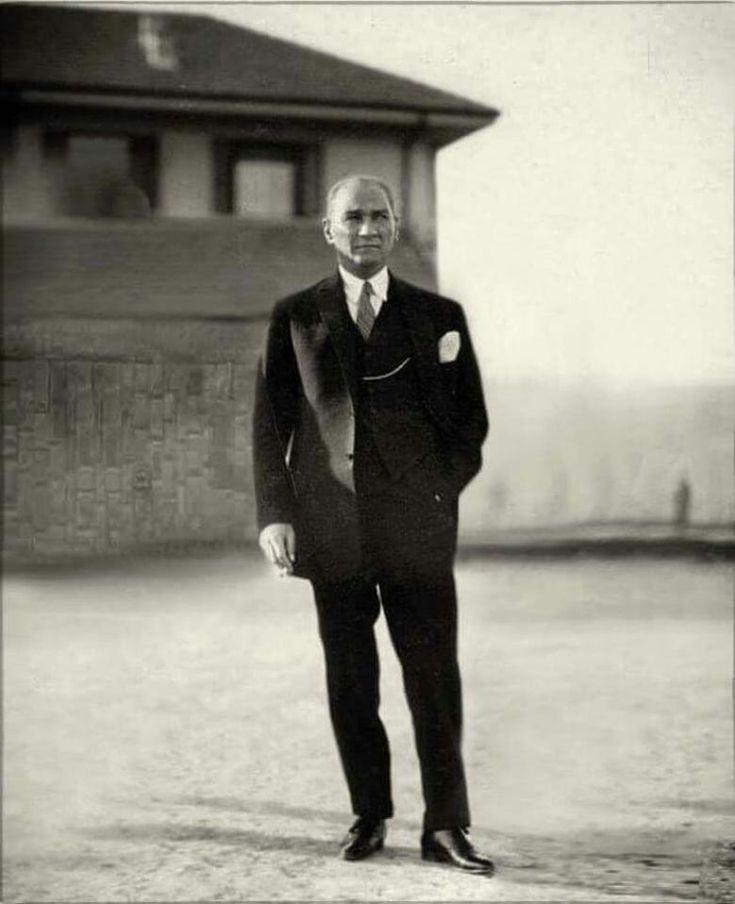 Atatürk'ün Dünyanın En Karizmatik Lideri Olduğunu Kanıtlayan 11 Fotoğraf-m5tdthvh1e