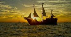 Jolly Roger Pirate Dinner Show - Vegetarian Option