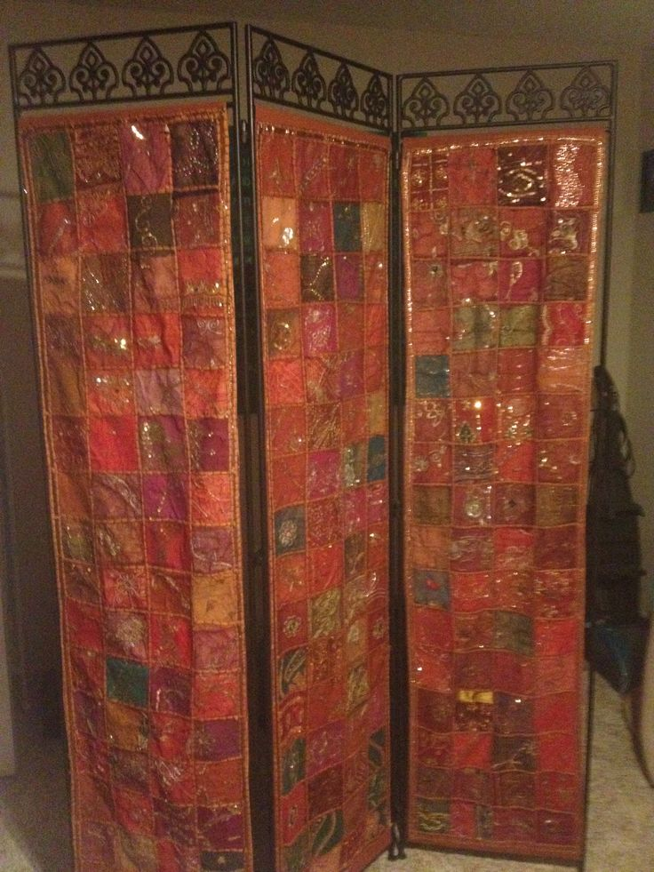 Replacement Fabric Panels for a dressing room divider for a apartment bedroom.  Dun4Me is the marketplace for custom made items built to your exact specifications by talented makers. Get bids for free, no obligation!