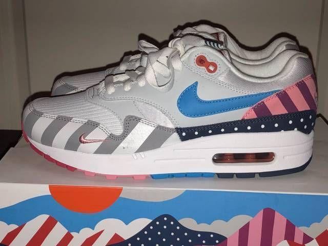 competitive price a753d 94756 ... ireland nike air max 1 parra size 11 usa 10 uk 45 eu men sneakers  fashion