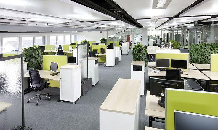 """Компания EDAG GROUP решила в сотрудничестве с компанией CEKA разработать проект """"Здоровый офис"""". Необходимо было создать комфортный """"open-space"""" для 86 сотрудников. Получился яркий, запоминающийся и удобный офис. Рабочее пространство погружает сотрудника в спокойную атмосферу, помогающую сосредоточиться на решаемых задачах. Использование живых растений еще одно из средств создания комфортной среды. Подробнее о продукции компании CEKA Вы можете узнать и заказать на сайте www.presentgold.ru"""