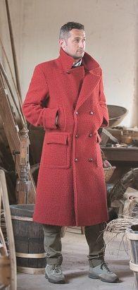 Leone__Cappotto Classico Classic coat
