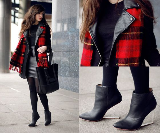 One Way Or Another (by Sonja Gje) http://lookbook.nu/look/4741817