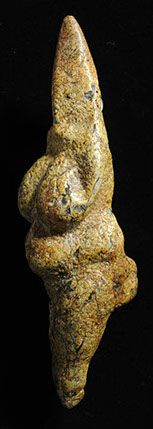 Venus of Savignano - Gravettian culture and that it can be roughly dated back to 25,000–20,000 years ago (Savignano sul Panaro, Italy)