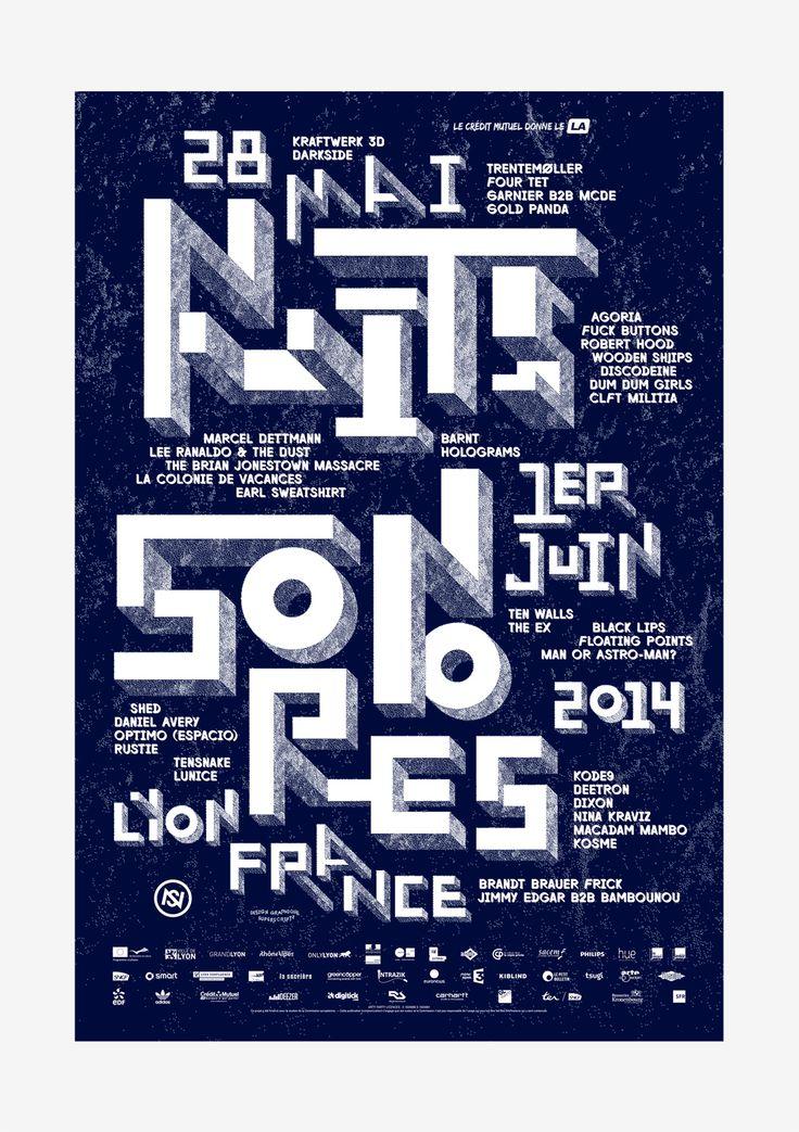 Superscript² - Nuits Sonores 2014