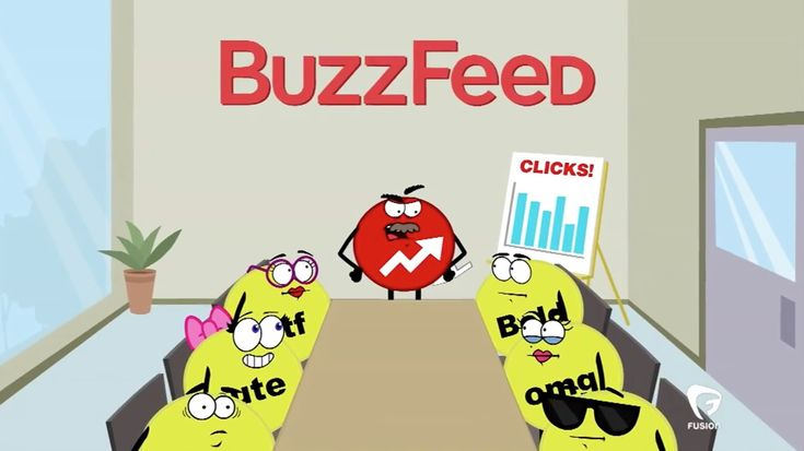 """Fusion has created """"20 Reasons You Shouldn't Work At BuzzFeed,"""" a clever animation poking fun at BuzzFeed's distinctive obsession for making lists and what happens to those who dare to disagree wit..."""