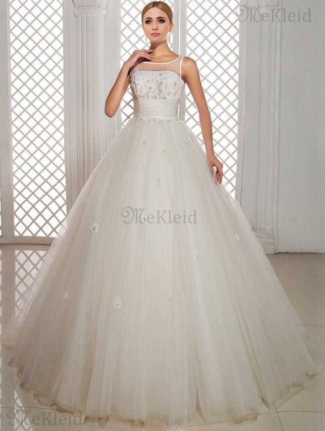 489 best Brautkleid images on Pinterest