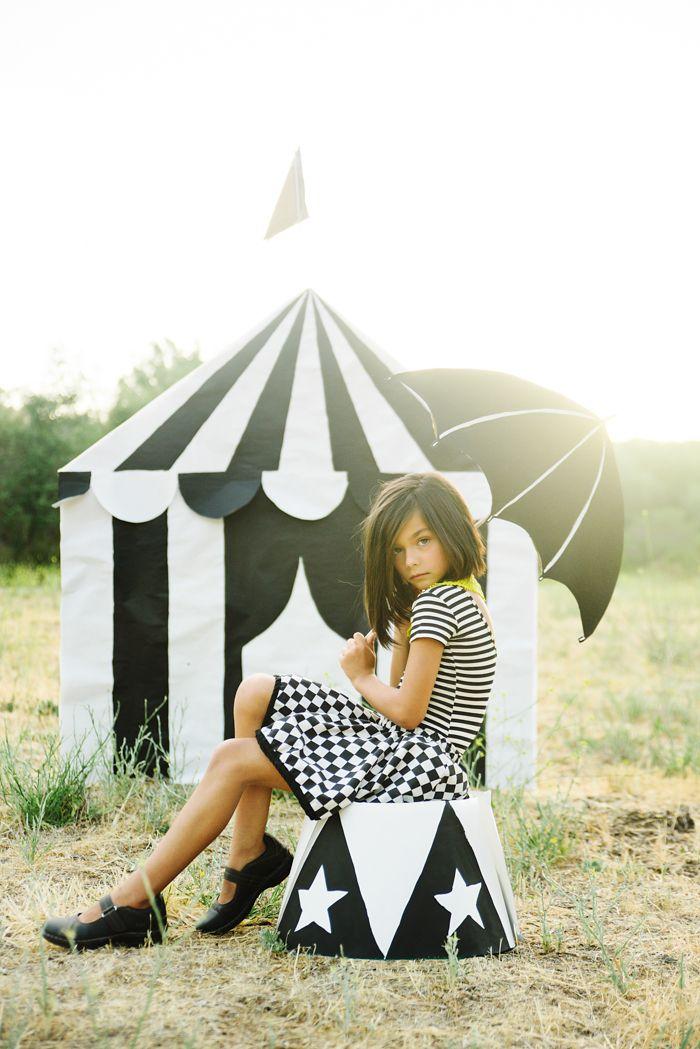 Fashionkins // Le Cirque Fantastique by Tenley Clark