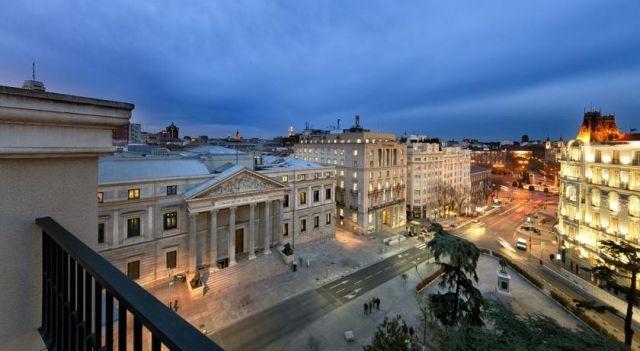 Villa Real 5 Star Hotel 142 Hotels Spain Madrid