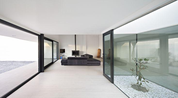 Gallery of Single Family House with Garden / DTR_Studio Arquitectos - 2