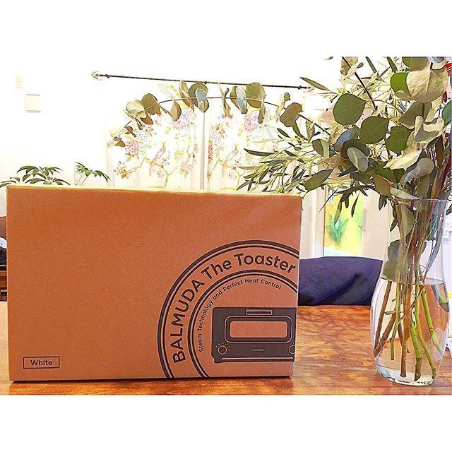2016/11/22 20:33:35 __mars.ta__ 2016.11.22 . 今日はいい夫婦の日☺️ 旦那氏と付き合った記念日でした💑 有難いことに、毎年お花のプレゼントを貰ってます(´◡͐`) . 今年は、プレゼントも貰いました♡ . . . #anniversary #balmuda #toaster #eucalyptus #present #interior #livingroom #diningroom #plants  #いい夫婦の日 #記念日 #プレゼント #バルミューダ#トースター #インテリア #北欧 #北欧インテリア #カーテン #リビング #ダイニング #日々のくらし #日々の暮らし #日々の記録 #注文住宅 #植物のある暮らし #緑のある暮らし#家づくり #デザイン