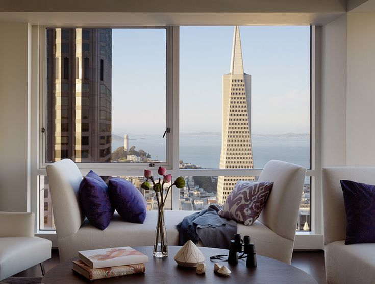 This 6M High Rise Has Gorgeous Views Of San Francisco Design InteriorsFrancisco