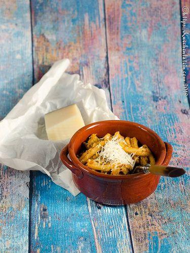 Casarecci mit Brokkolicreme – Kulinarische Weltreise Italien
