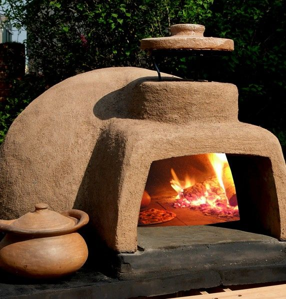 15 wood burning pizza and bread oven plans for outdoors.